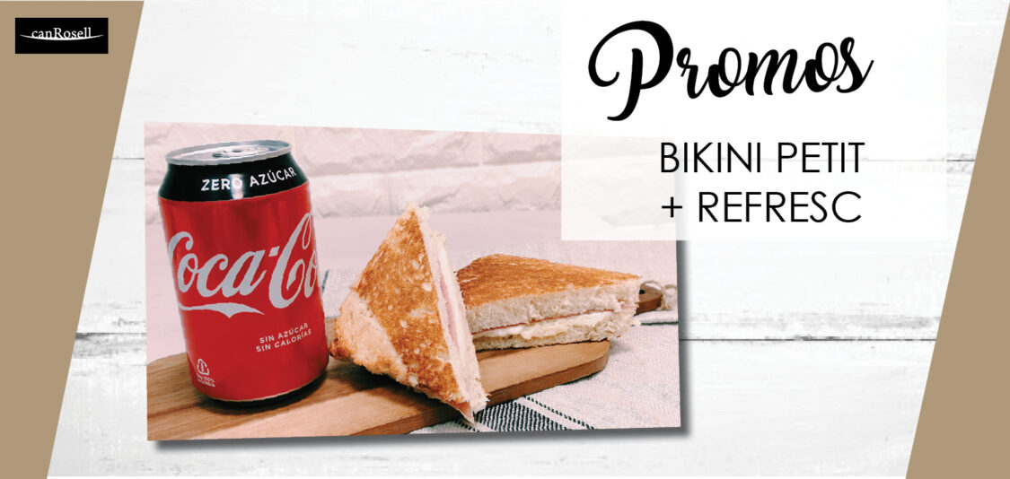 promo bikini i refresc
